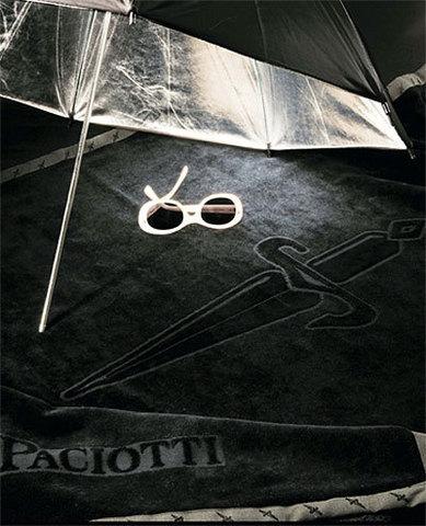 Набор полотенец 2 шт Cesare Paciotti Dandy черный