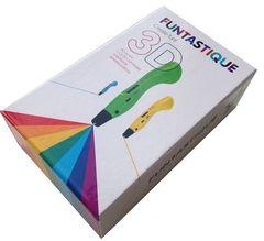 3Д-ручка Funtastique ONE