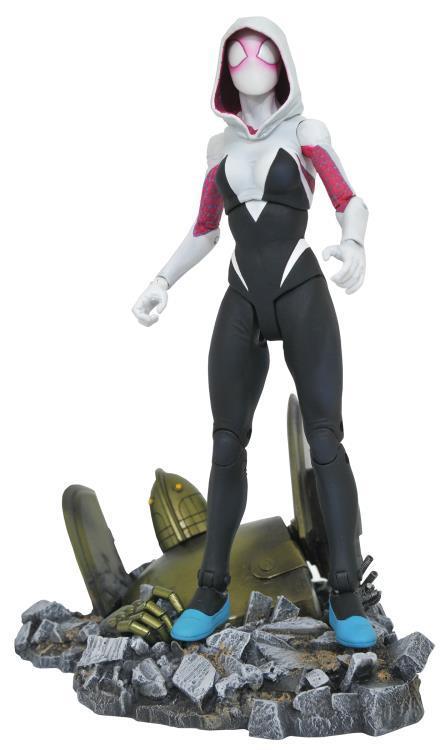 Фигурка Женщина паук Гвейн Стейси (Spider Gwen) Marvel Select