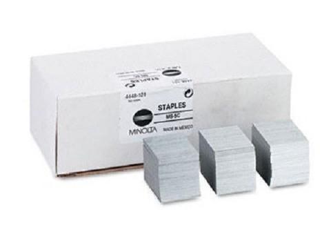 Скрепки Konica Minolta MS-5C для FN-503/10/121/7, FS-602/604/606/513/FS-517/608 и SD-508. 3 x 5.000 pcs (4448121)