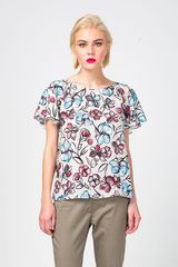 Блуза Г667-399