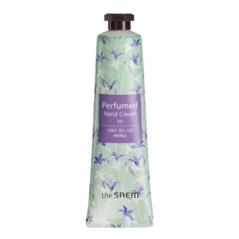 Perfumed Hand Cream -Iris-