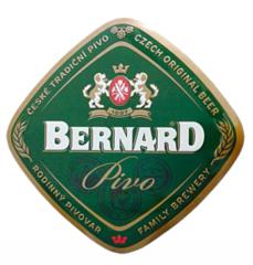 Пиво Bernard Premium Lager