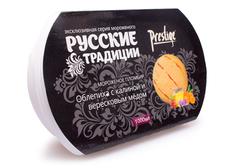Мороженое с облепихой, калиной и вересковым медом Prestige, 500г
