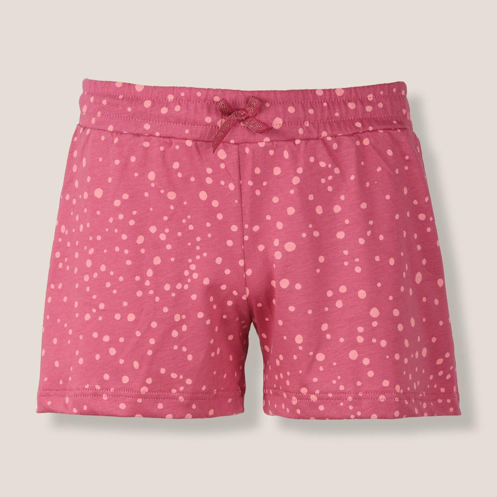 Детские женские шорты пижамные E19K-54D101