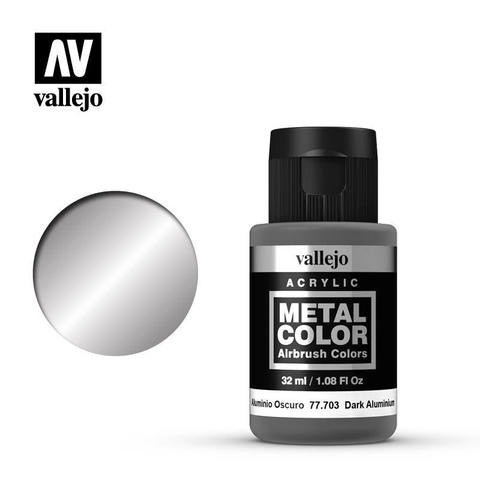 Metal Color Dark Aluminium 32ml.