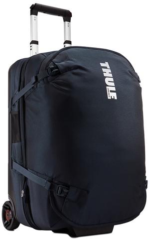 сумка на колесах Thule Subterra Rolling Duffel 56L темно синий