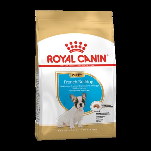Royal Canin French Bulldog Puppy Сухой корм для щенков породы Французский Бульдог