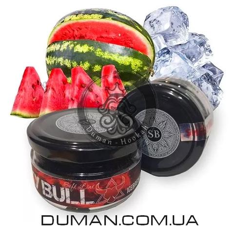 Табак Smoky Bull Ice Watermelon (Смоки Булл Лед Арбуз) |Soft