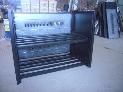 Железный шкаф для АКБ Gewald Electric C8-6 - фото 2