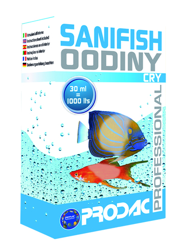 Prodac sanifish oodiny cry