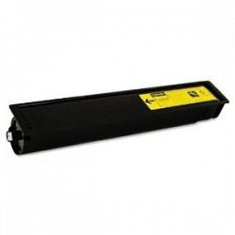 Тонер T-FC35EY желтый для Toshiba e-STUDIO2500C/3500C/3510C (21K) (6AJ00000053)
