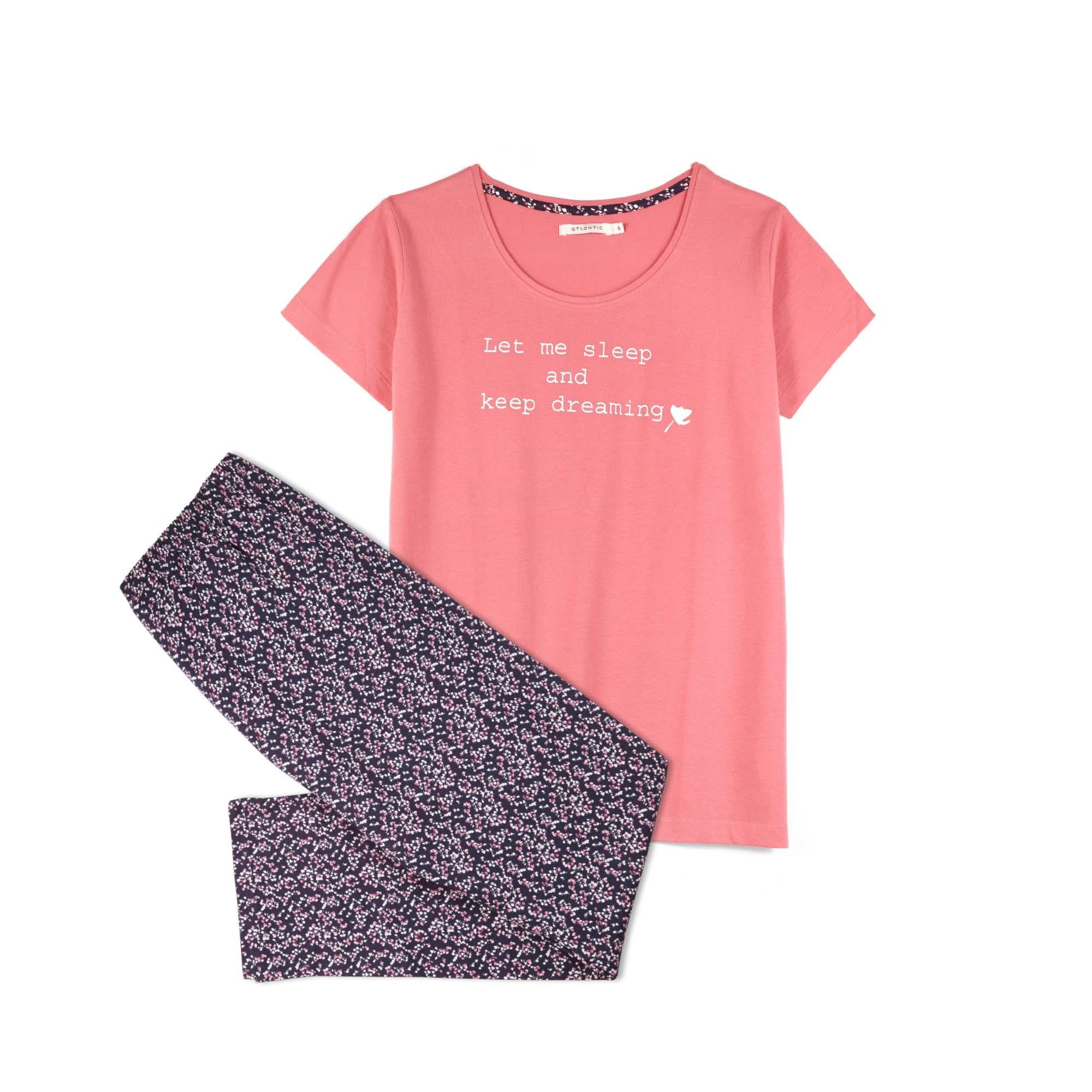 Пижама с брюками NLP-450