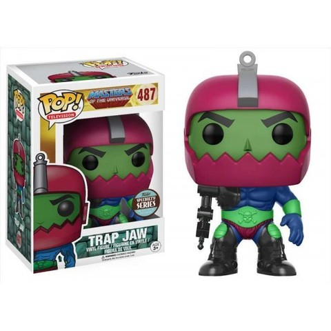 Фигурка Funko POP! Vinyl: MOTU: Trap Jaw (Exc) SP9
