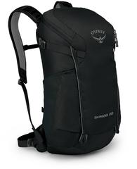 Рюкзак туристический Osprey Skarab 22 Black (2019)