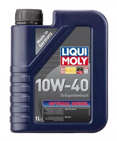 Liqui Moly Optimal Diesel 10W40 Полусинтетическое моторное масло