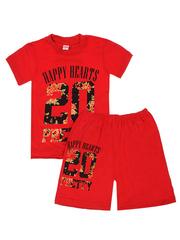 Dl1173-1 комплект детский, красный