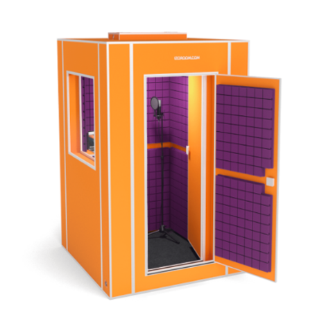 Акустическая кабина IzoRoom+ Maxi