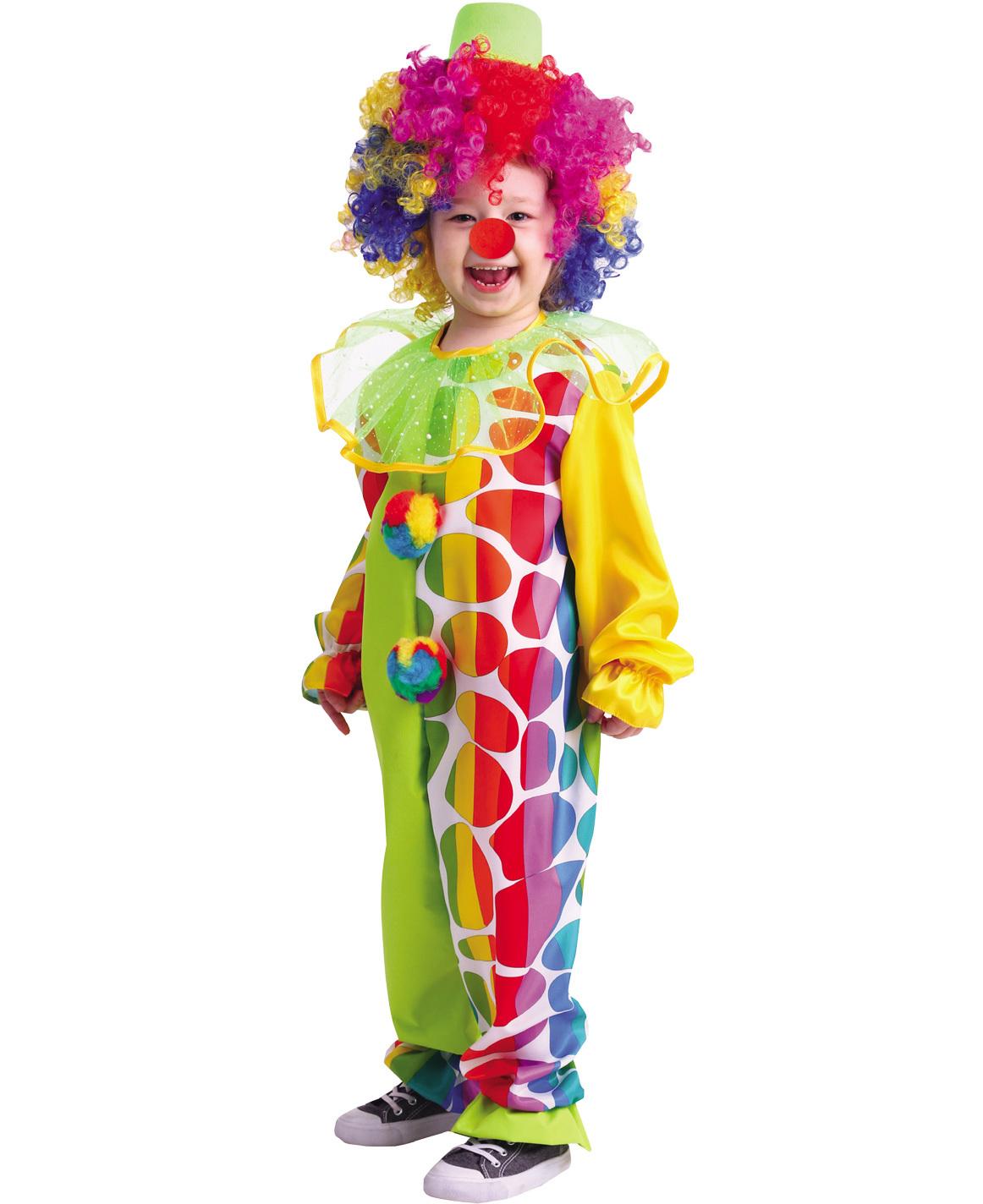 Карнавальный костюм Клоун Степа