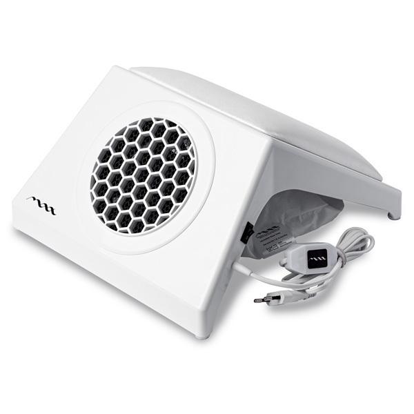 Настольная вытяжка для маникюра MAX Ultimate 4 Белый (65Вт max), с подушкой WHITE фото