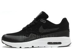 Кроссовки Мужские Nike Air Max 1 Black White