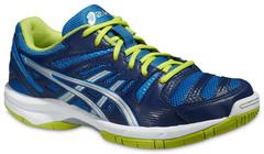 Детские волейбольные кроссовки Asics Gel-Beyond 4 GS (C453N 4130) синие