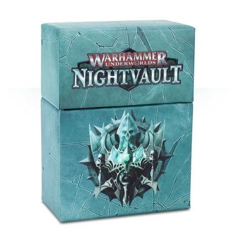 WH UNDERWORLDS: NIGHTVAULT DECK BOX