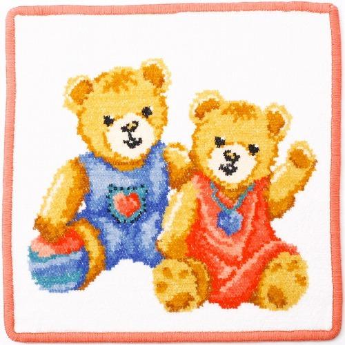 Детские полотенца Полотенце детское 25x25 Feiler Teddy Kids персиковое elitnaya-salfetka-shenillovaya-detskaya-teddy-kids-persikovaya-ot-feiler-germaniya.jpg