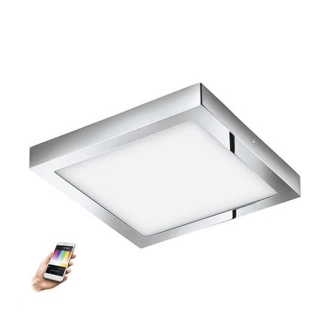 Панель светодиодная влагозащищенная накладная умный свет EGLO connect Eglo FUEVA-C 98561