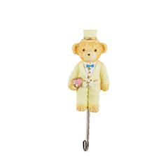 Крючок настенный Bear Yellow