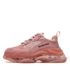 Кроссовки Balenciaga Triple S Light Pink