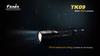 Купить Подствольный тактический фонарь Fenix TK09 R5 450 люмен (модель 34028) по доступной цене