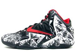 Кроссовки Мужские Nike Lebron 11 Elite Graffiti