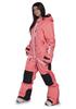 Женский сноубордический комбинезон Кул Зон кайт  31К17М оранжевый фото