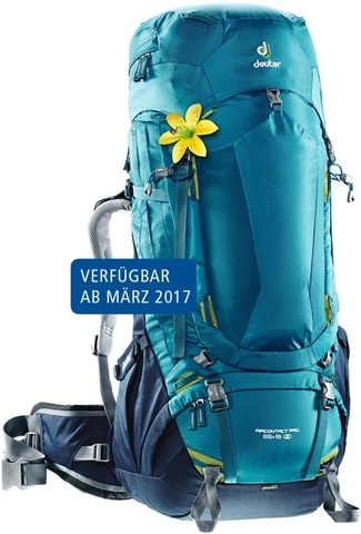 рюкзак туристический Deuter Aircontact Pro 65+15 Sl
