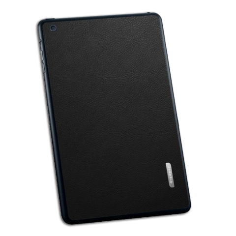 Spigen SGP Skin Guard Set Leather for iPad Mini 2 | 3 Retina Black SGP10068