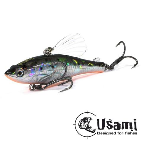 Воблер Usami Bigfin 80S #122