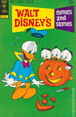 Walt Disney's Comics and Stories (1972 год)