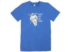 18059-10 футболка для мальчиков, синяя