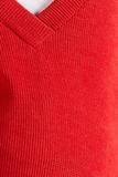 Свитер 09734 красный