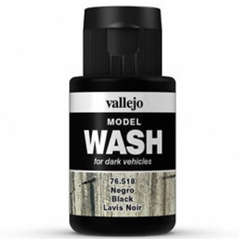Black Wash 35 ml.