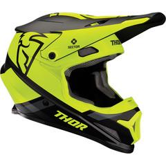 Sector Split Helmet / Черно-желтый