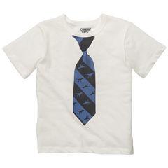 OSH KOSH Футболка с галстуком МВ4