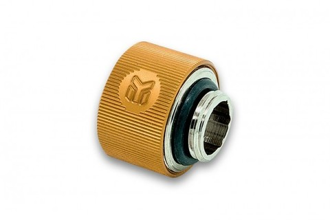 EK-ACF Fitting 12/16mm - Gold