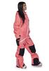 Женский сноубордический комбинезон Cool Zone Kite 31К17М оранжевый