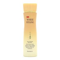Deoproce Whee Hyang Anti-Wrinkle Emulsion - Эмульсия для лица омолаживающая