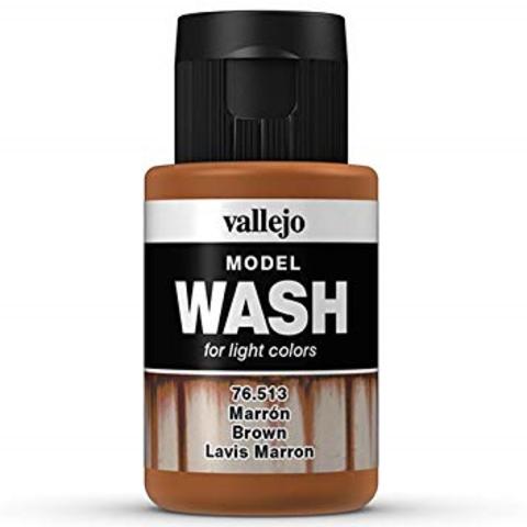 Brown Wash 35 ml.