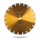 Алмазный сегментный диск Messer YL Asphalt. Диаметр 350 мм.