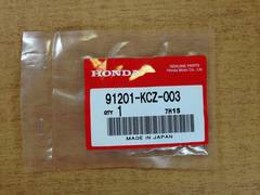 Сальник под звезду Honda 91201-KCZ-003 XR250