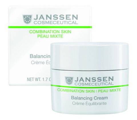Балансирующий крем Janssen Balancing Cream,50 мл.